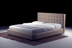 Белла Б, кровать