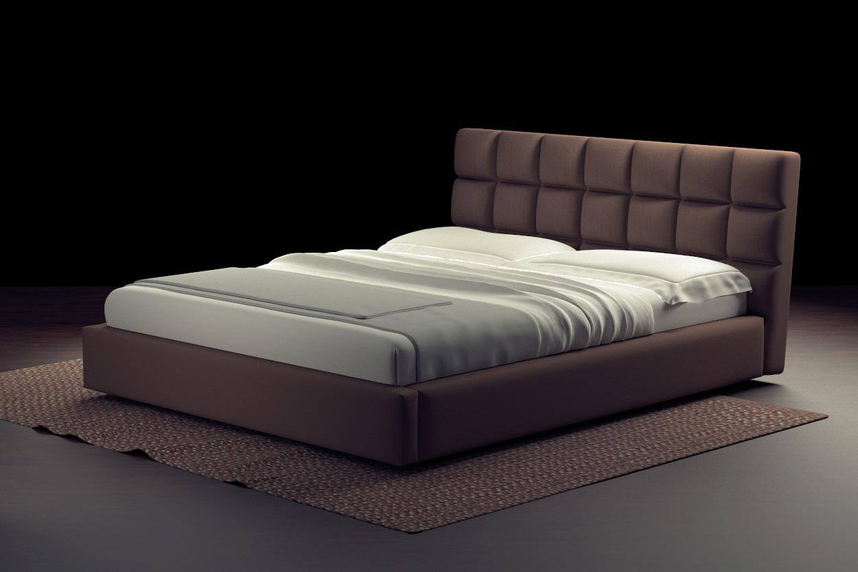 Орнелла Б , кровать. Матрас заказывается отдельно и не входит в стоимость кровати