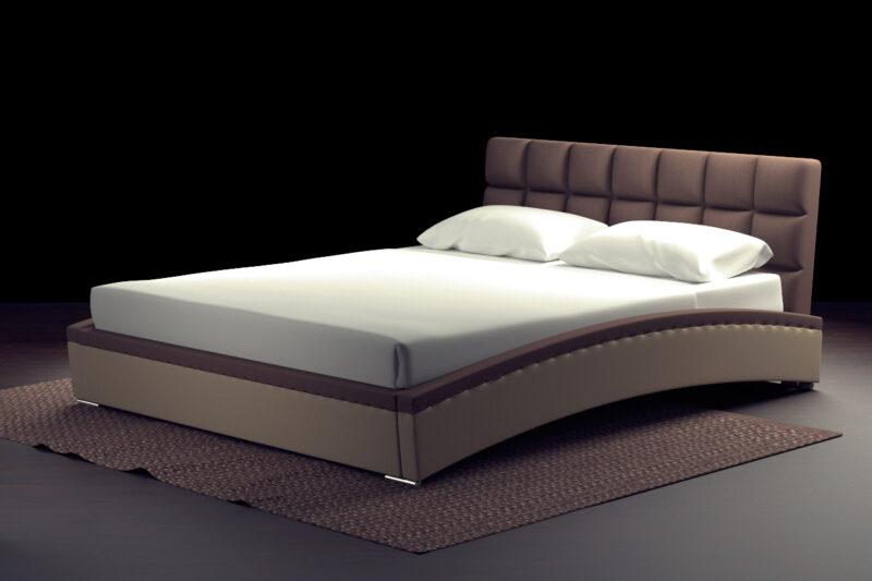 оливия кровать без одеяла